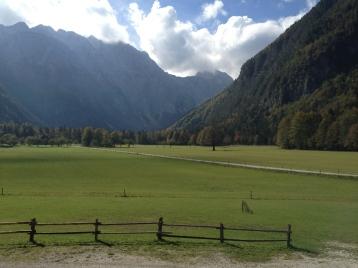 Logarska dolina, green wonderland