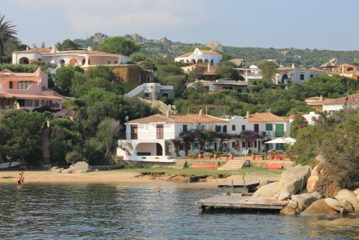 Sardinia - lepa bela hiša