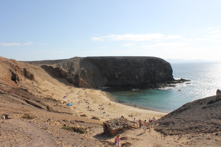 Lanzarote - sendy beach