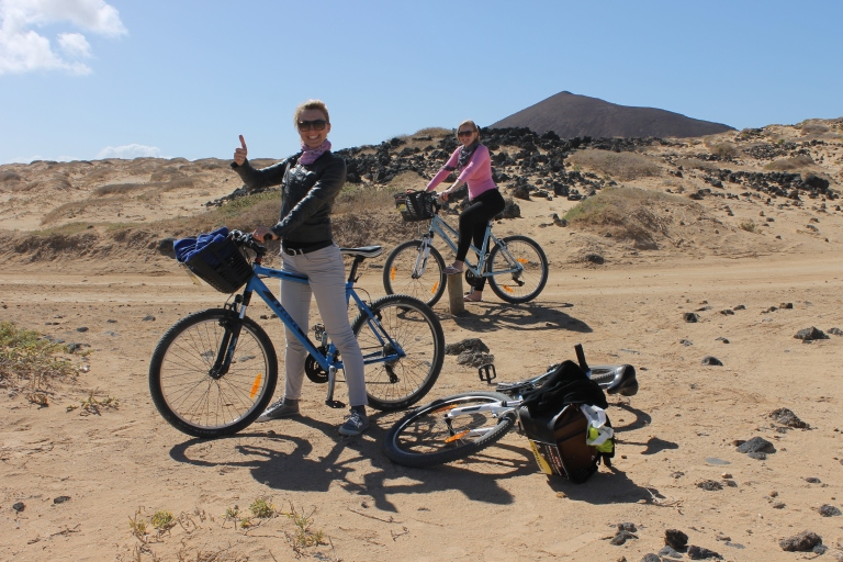Cycling - the best way to explore the island of Graciosa