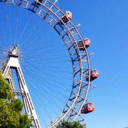 Viennese giant wheel