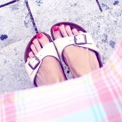 Birkenstok + summer